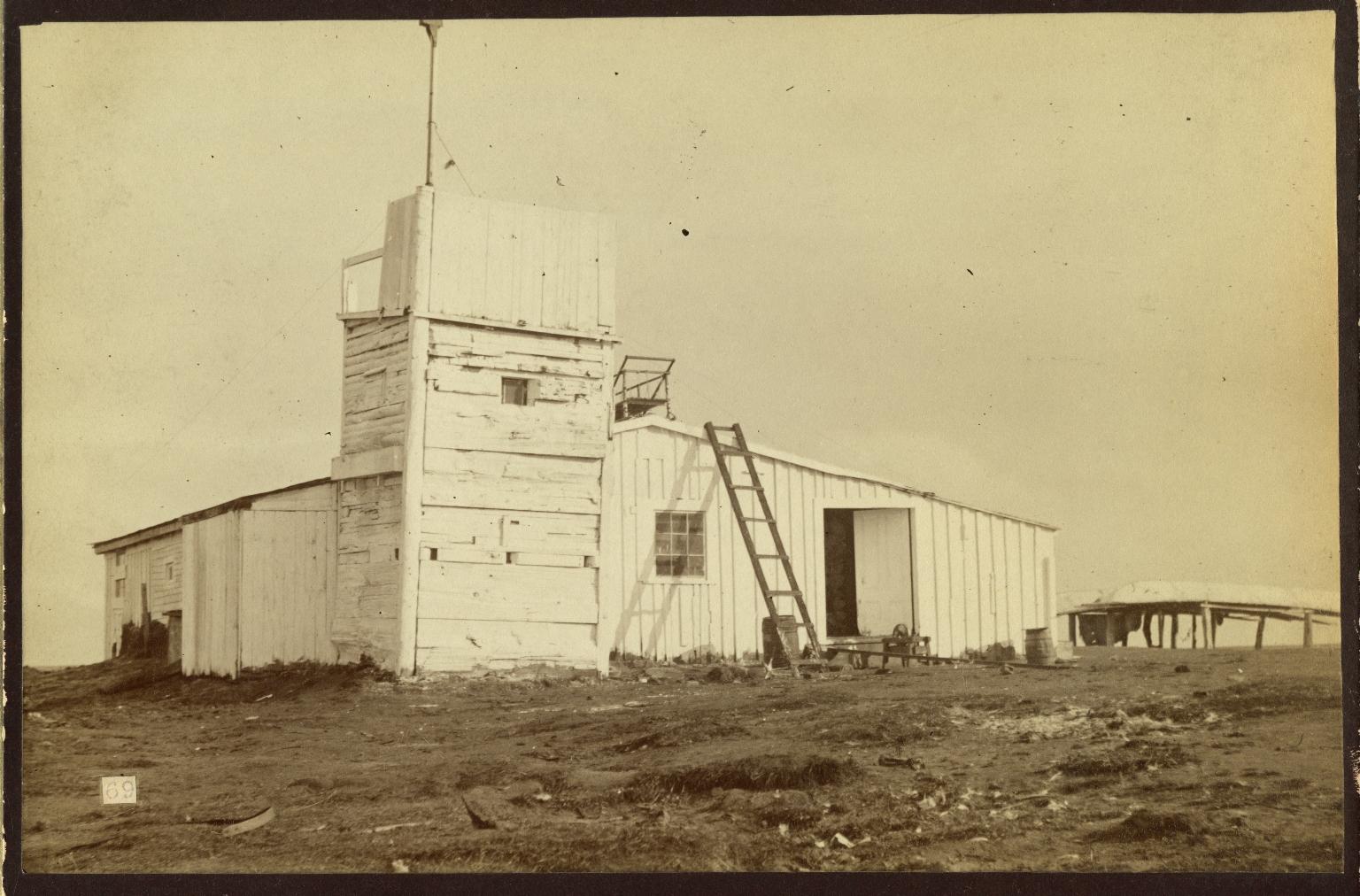 Fort Point Barrow
