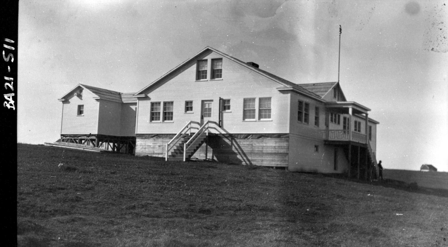 Building in Barrow