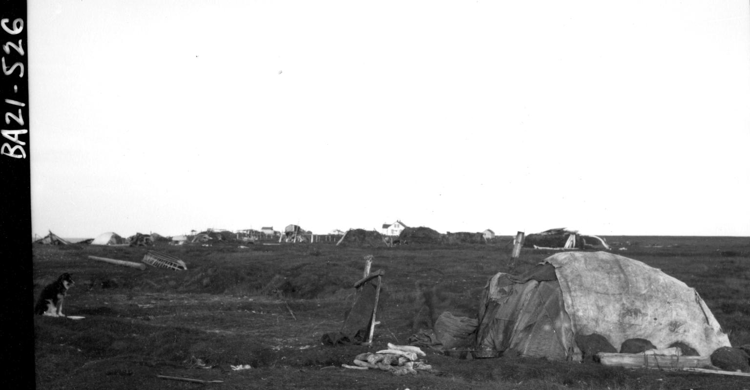 Wainwright Village